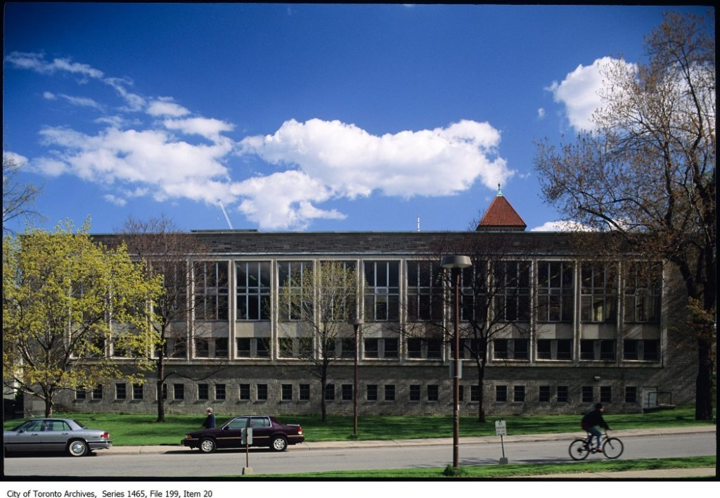 University of Toronto - Queen's Park. - [between 1977 and 1998]