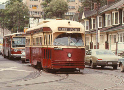 The History of Transit in Toronto