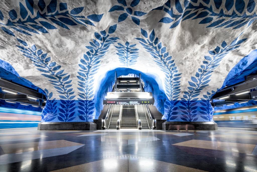 1 T Centralen Stockholm